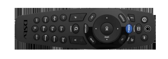 Picture of DStv B6 Remote Control